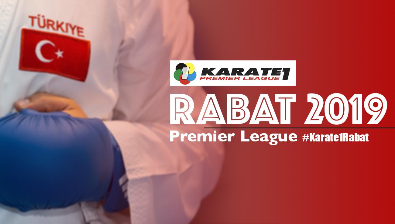 KARATE 1 PREMIER LİG - RABAT 2019 (BLOG)
