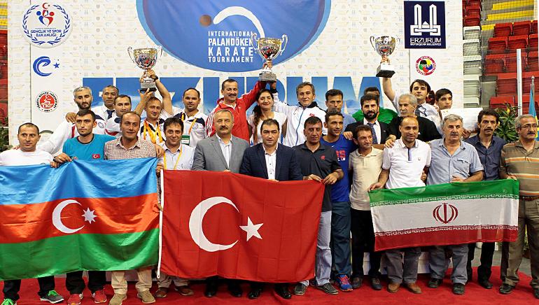 11. Uluslararası Palandöken Karate Turnuvası...
