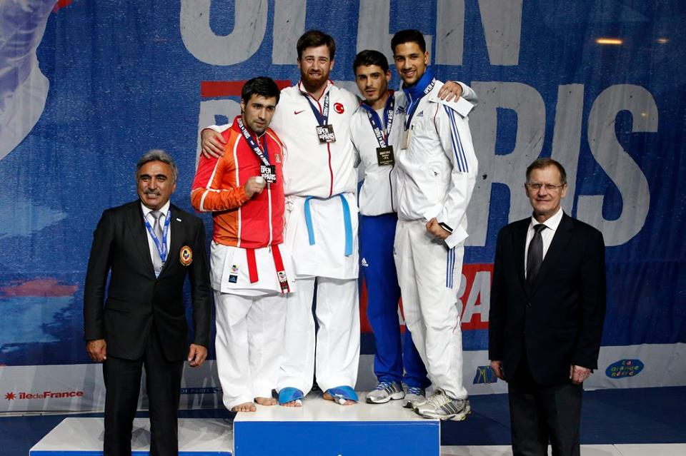 KARATE 1 PREMIER LEAGUE PARIS OPEN (FRANSA)