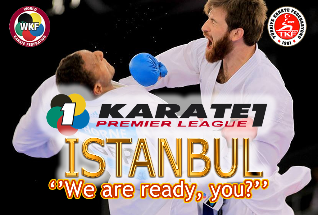 KARATE 1 PREMIER LEAGUE 3-4 EYLÜL'DE