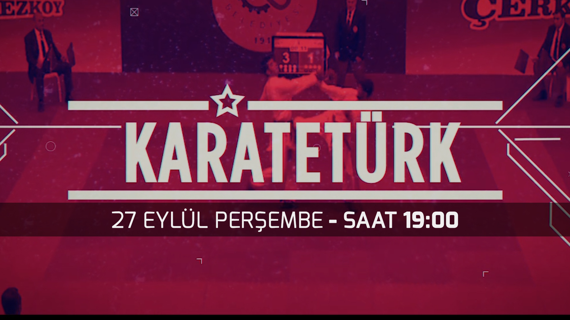 KARATE TÜRK TV PROGRAMI SPORTS TV'DE BAŞLIYOR