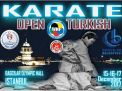 TURKİSH OPEN KARATE TURNUVASI