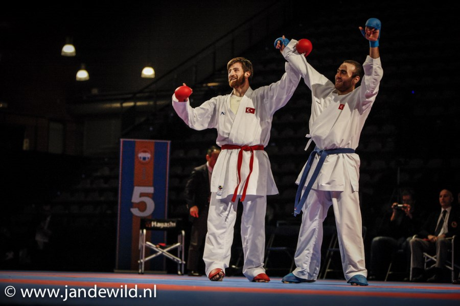 KARATE 1 PREMIER LEAGUE HOLLANDA AÇIK